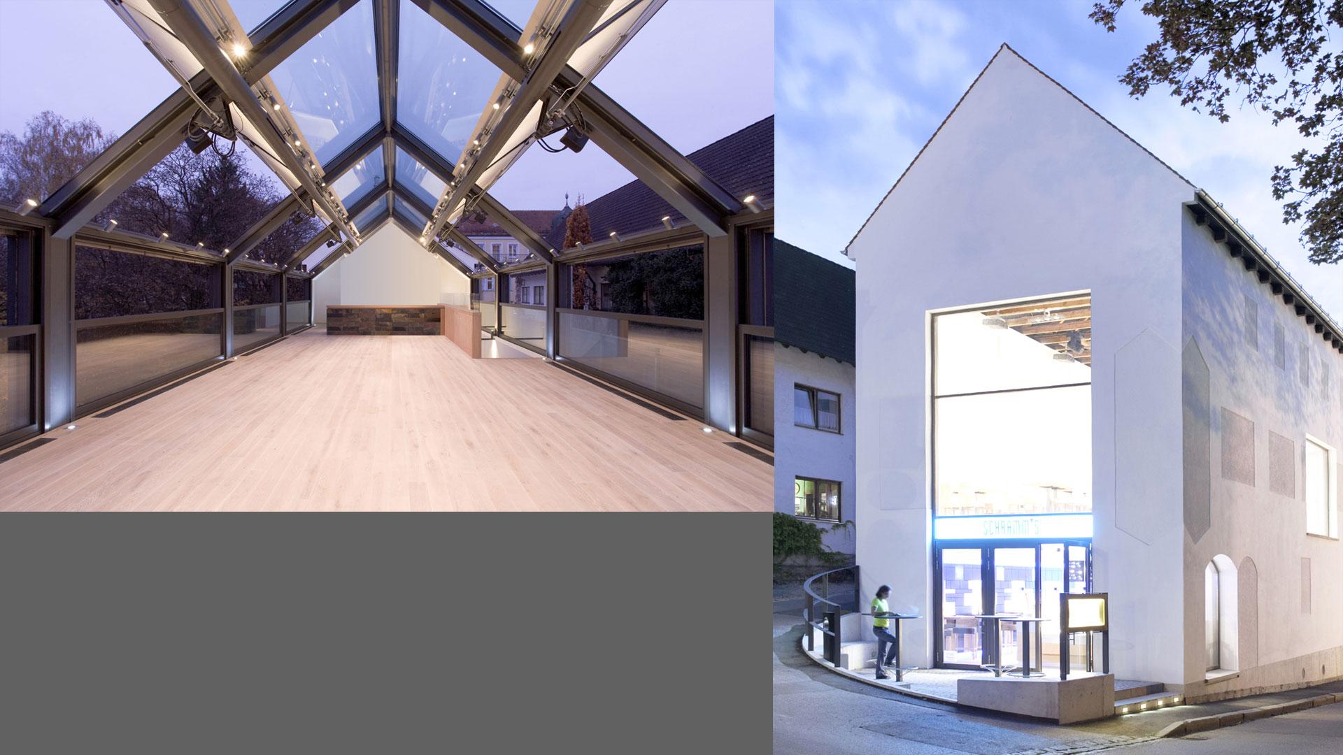 Dachflächenfenster, Sonderkonstruktion, Metallbau